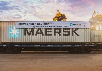 Maersk doubles AE19's frequency