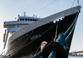Cruise season starts in Gdańsk