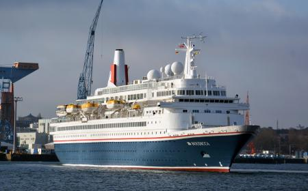 Cruise season takes off in Kiel