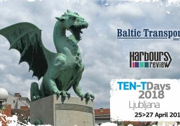 BTJ & HR @ TEN-T Days 25-27 April