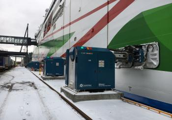Port of Turku invests in automated mooring