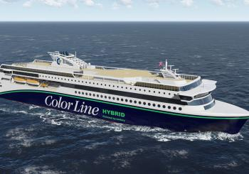WBS to supply hulls for Color Line's newbuild