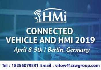 Connected Vehicle and HMI 2019