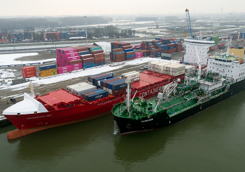 Containerships Nord's first LNG bunkering