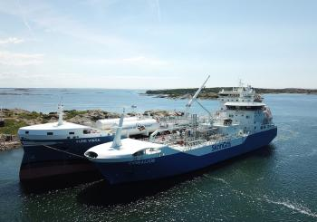 Skangas to deliver LNG to the Gothia Tanker Alliance