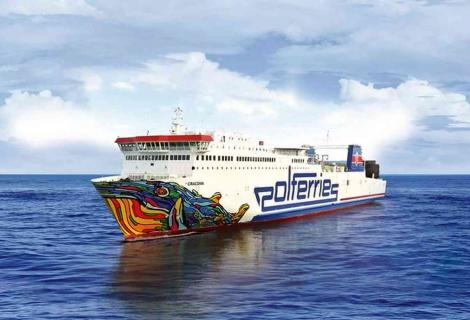 Polferries to summer-link Świnoujście and Rønne