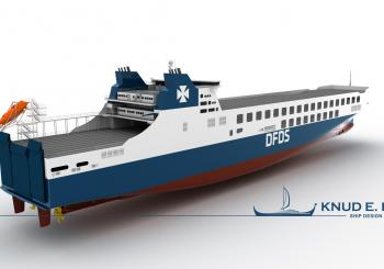 DFDS orders another freighter