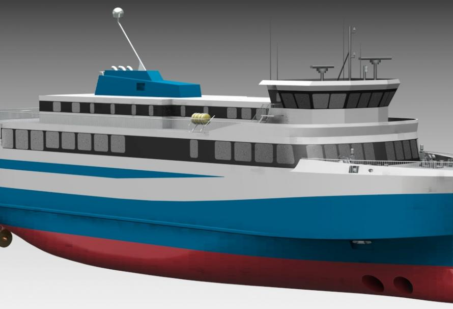 ABB to furnish Iceland's new e-ferry