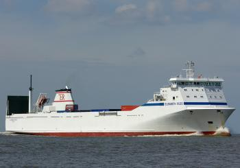 Stena Line opens a new freight route in the Baltic