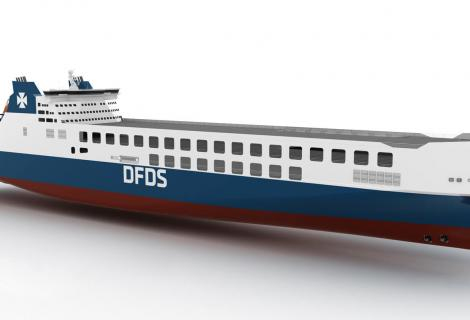 DFDS-CLdN SE-BE charter agreement