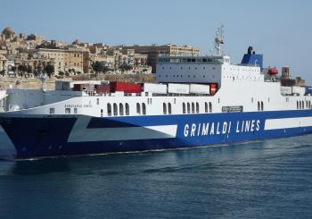 The Grimaldi Group reinforces its Maltese network