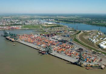 Antwerp's Europa Terminal to become mega vessel-ready