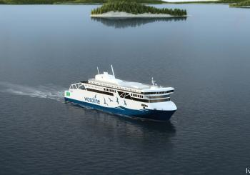 A new ferry to set sail in the Kvarken in 2021
