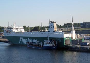 Finnlines boosts capacity of its Finland-Germany network