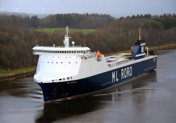 Turku ro-ro-linked with Rotterdam
