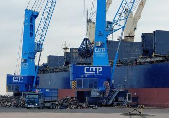 CMP invests in heavy-duty handling equipment