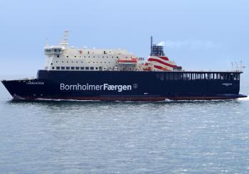 Færgen is selling out its Bornholm fleet