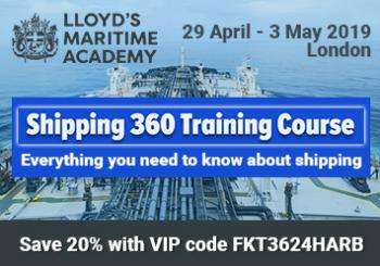 Shipping 360 Training Course by Lloyds Maritime Academy