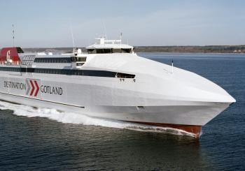 Destination Gotland to upgrade its Västervik-Visby summer route