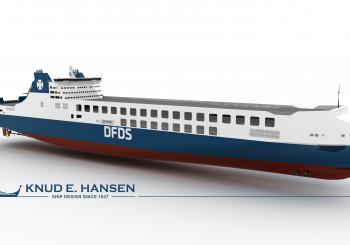 DFDS inks another freighter