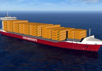 CMA CGM to take over Containerships