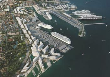 Tallinn's Old City Harbour to be redrawn