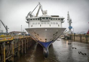 Molslinjen will soon receive its newbuild