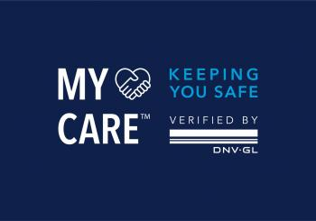 Viking Line certified according to DNV GL's My Care