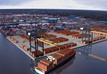 Gävle to double its container capacity