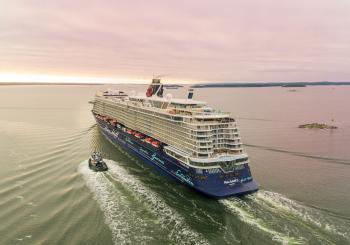 Meyer Turku delivers the new Mein Schiff 2