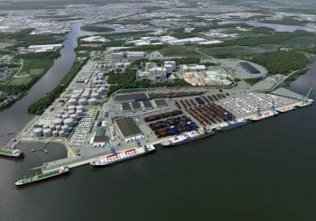 Norrköping port upgrade gets the legal green light