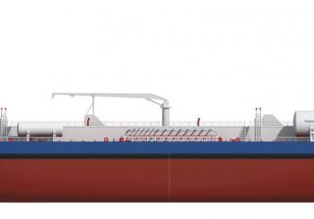 Furetank orders another gas-driven tanker