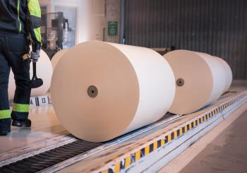 Gävle to have an automated warehouse for paper rolls