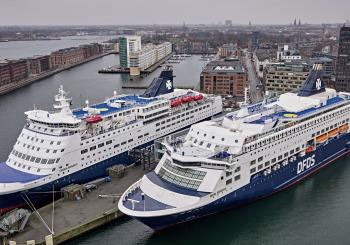 DFDS corona-adapts its DK-NO ferry service