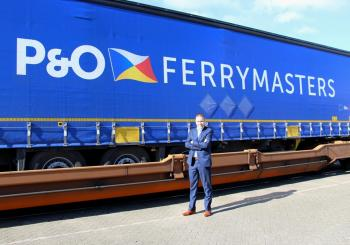 P&O Ferrymasters boosts its NL-PL rail offering