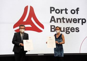 Antwerp + Zeebrugge = the Port of Antwerp-Bruges
