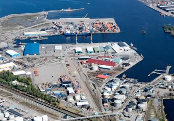 Kalmar to take care of Yilport's machinery in Sweden