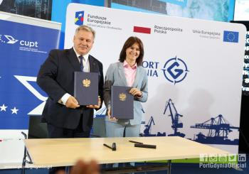 Gdynia secures EU aid for modernising its intermodal terminal