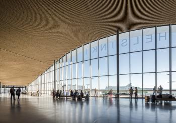 West Terminal 2 scoops an award