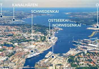 Kiel gains new on- and offshore services