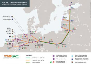 DB E&C to forge a plan for Rail Baltica