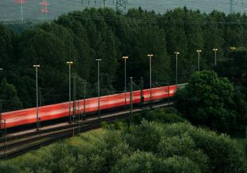 New China-Hungary container rail service