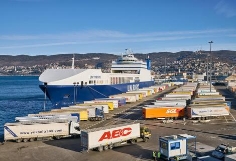 DFDS to take over U.N. Ro-Ro