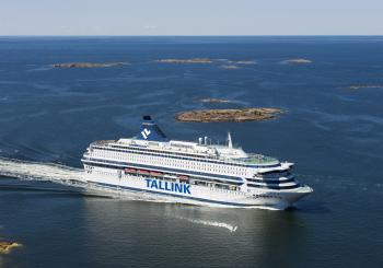 Tallink and Tallinn port test 5G