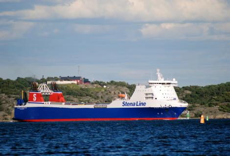 Stena Freighter to become a ship for spaceships