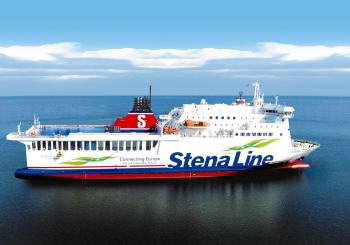 Stena Line adds a third ship to the Travemünde-Liepāja ferry crossing