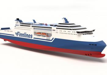 Deltamarin wins design contract for Finnlines' new Superstars