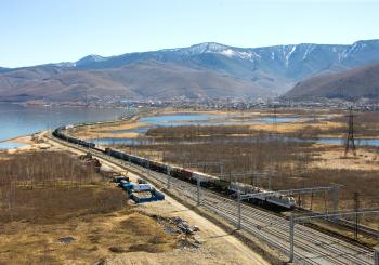 UTLC ERA's 1,000th China-Europe train in 2018