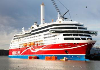 Viking Grace to sail on wind
