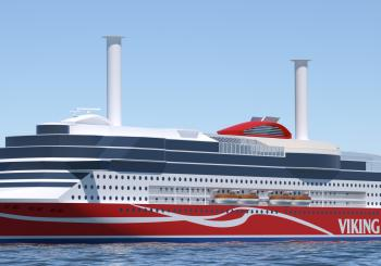 Wärtsilä to tech-furnish Viking Line's newbuild